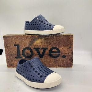 Native Jefferson Toddler's/Kids Slip On Shoes-C5